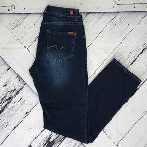 7 FOR ALL MANKIND Slimmy Big Boys Jeans sz 16 Boy